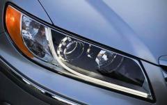 2011 Hyundai Azera exterior