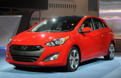 2013 Hyundai Elantra GT Photo 1