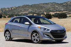 2014 Hyundai Elantra GT Photo 1