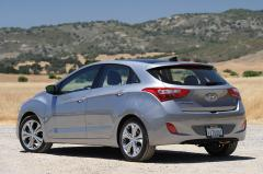 2014 Hyundai Elantra GT Photo 3