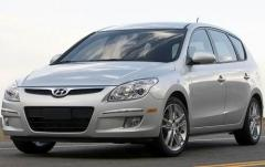 2012 Hyundai Elantra Touring Photo 1