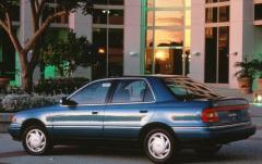 1993 Hyundai Elantra Photo 6