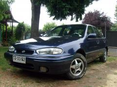 1993 Hyundai Elantra Photo 7