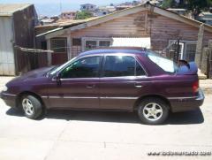 1993 Hyundai Elantra Photo 8