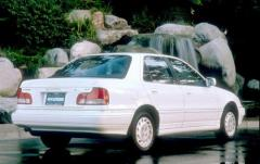 1995 Hyundai Elantra Photo 7
