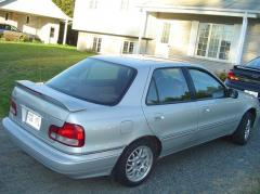 1995 Hyundai Elantra Photo 8