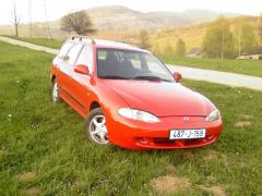1997 Hyundai Elantra Photo 6