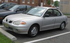 1999 Hyundai Elantra Photo 2