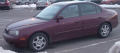 2001 Hyundai Elantra Photo 2