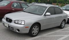 2001 Hyundai Elantra Photo 3