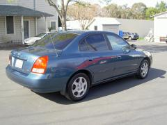 2001 Hyundai Elantra Photo 4