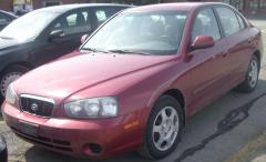 2001 Hyundai Elantra Photo 5