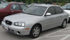 2001 Hyundai Elantra Photo 6
