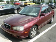2001 Hyundai Elantra Photo 7