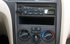 2001 Hyundai Elantra interior