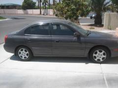 2002 Hyundai Elantra Photo 5