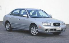 2002 Hyundai Elantra Photo 1