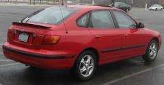 2002 Hyundai Elantra Photo 6