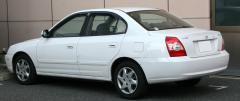 2003 Hyundai Elantra Photo 2
