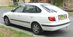 2003 Hyundai Elantra Photo 4