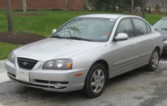 2004 Hyundai Elantra Photo 2