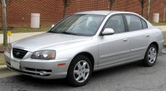 2004 Hyundai Elantra Photo 4