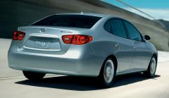 2008 Hyundai Elantra SE Photo 6