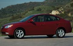 2008 Hyundai Elantra exterior