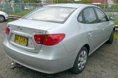 2009 Hyundai Elantra Photo 5