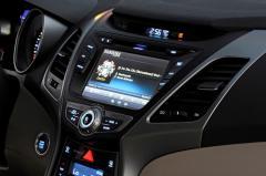 2015 Hyundai Elantra interior