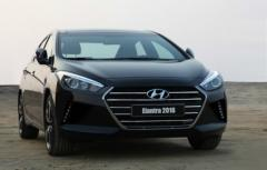 2016 Hyundai Elantra Sport 6MT Photo 2