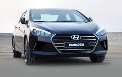 2016 Hyundai Elantra Sport 6MT Photo 4