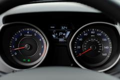 2016 Hyundai Elantra Sport 6MT interior