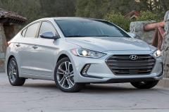 2017 Hyundai Elantra exterior