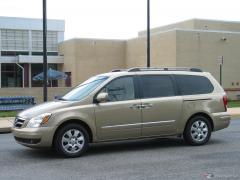 2007 Hyundai Entourage Photo 1