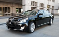 2012 Hyundai Equus Photo 1