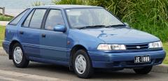 1994 Hyundai Excel Photo 1