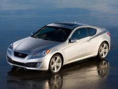 2011 Hyundai Genesis Coupe Photo 1