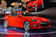 2013 Hyundai Genesis Coupe Photo 3