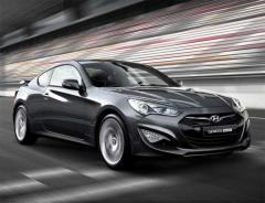 2013 Hyundai Genesis Coupe Photo 7