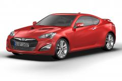 2014 Hyundai Genesis Coupe Photo 1