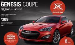 2015 Hyundai Genesis Coupe Photo 7