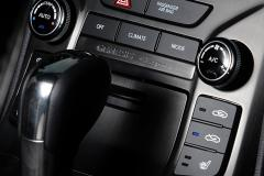 2015 Hyundai Genesis Coupe interior