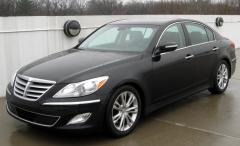 2012 Hyundai Genesis Photo 1
