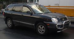 2001 Hyundai Santa Fe Photo 6