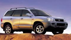 2001 Hyundai Santa Fe Photo 7