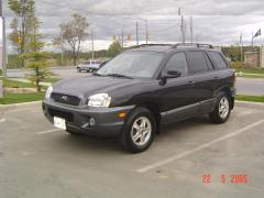 2002 Hyundai Santa Fe Photo 2
