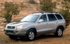 2002 Hyundai Santa Fe Photo 1