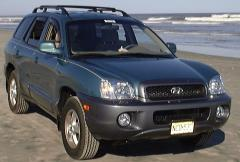 2002 Hyundai Santa Fe Photo 3