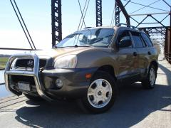 2002 Hyundai Santa Fe Photo 4